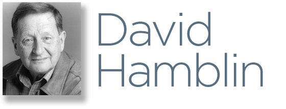Click to go home - David Hamblin